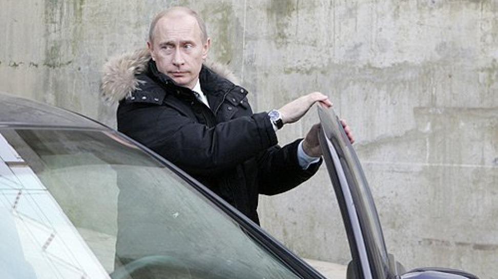 """Chcą zmienić nazwę miejscowości na """"Putin"""". Kreml: kiepski pomysł - TVN24"""