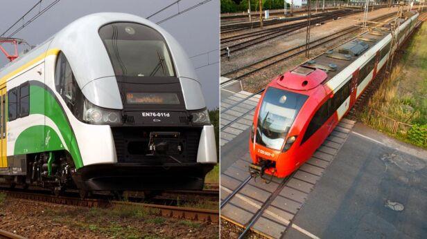 Utrudnienia w kursowaniu pociągów KM/ZTM