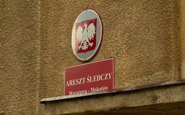 Areszt śledczy Warszawa-Mokotów TVN 24