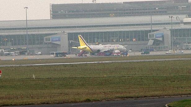 Samolot Germanwings Marcin Gula / tvnwarszawa.pl