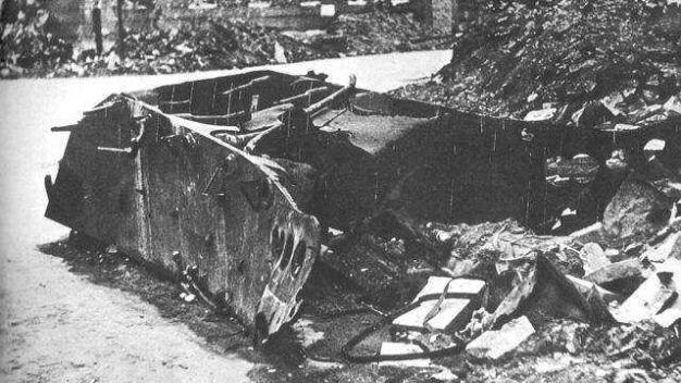Czołg, który stał się pułapką. Rocznica tragicznego wydarzenia