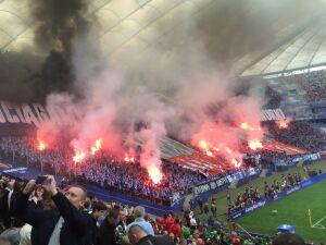 Narodowy liczy straty po finale Pucharu Polski