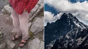 Największe zagrożenie w polskich górach: nieprzygotowani turyści