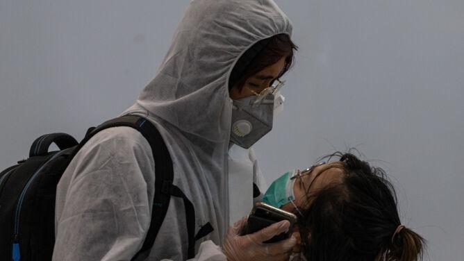 Koronawirus na świecie. Życie w czasie pandemii. Zobacz zdjęcia