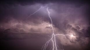 Pogoda na dziś: przelotne opady, burze, do 34 stopni