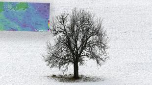Pogoda na 5 dni: zimno będzie coraz bardziej dotkliwe