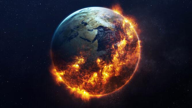 Jak przetrwać koniec świata? <br />Naukowcy mają kilka pomysłów. Kontrowersyjnych