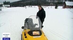 Zima w Górach Izerskich (TVN24)